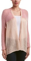 Wooden Ships Mohair & Wool-blend Cardigan.