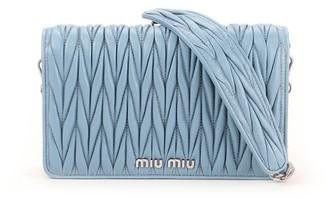 Miu Miu Mini Delice Crossbody Bag