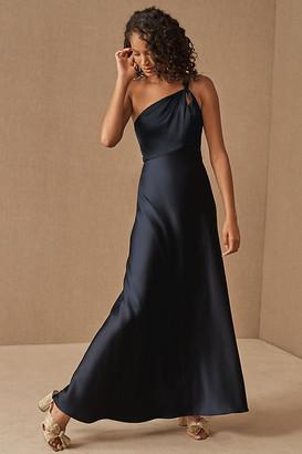 BHLDN Ashland Dress By in Blue Size 2