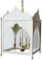 The Well Appointed House The Raj Lantern-Available in Six Different Colors