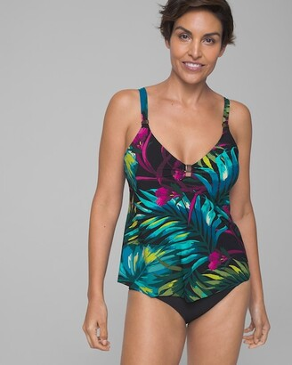 Soma Intimates Borneo Lauren Tankini Swim Top