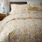 west elm Organic Dot Blossom Duvet Cover