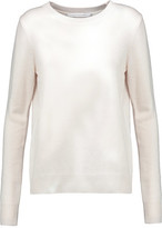 Diane von Furstenberg Chelsea Merino Wool And Cashmere-Blend Sweater