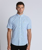 Farah Sloane Seersucker Short Sleeve Shirt