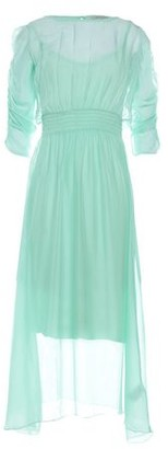 PAOLO CASALINI 3/4 length dress