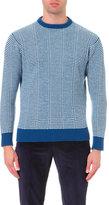 Richard James Narrow-stripe Knitted Jumper