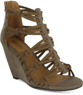 Mia Dylon Wedge Sandals