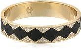 House Of Harlow 14k Gold-Plated Sunburst Bangle Bracelet