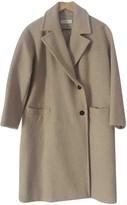 BEIGE Pomandã ̈Re PomandAre Wool Coats