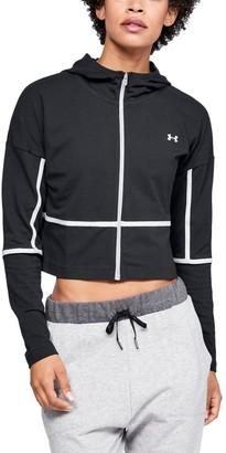 Under Armour Women's UA Lighter Longer Full Zip Hoodie