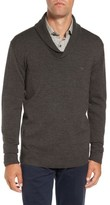 Rodd & Gunn Men's Pt Chevalier Shawl Collar Sweater