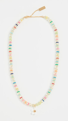 Marc Jacobs The Daisy Beaded Necklace