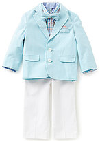 Starting Out Baby Boys 3-24 Months 4-Piece Suit Set