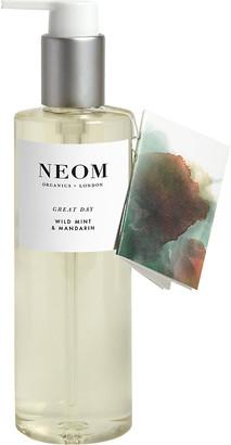 Selfridges Neom Luxury Organics Great Day body and hand wash 250ml