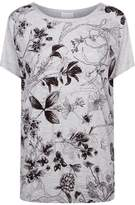 Escada Sport Floral Print T-Shirt