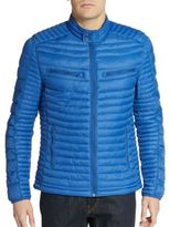 Saks Fifth Avenue Modern-Fit Quilted Puffer Jacket