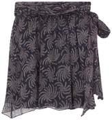 BA&SH Cortese Leafy Skirt
