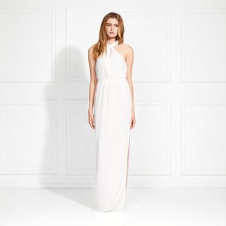 Rachel Zoe Viola Lurex Stripe Gown