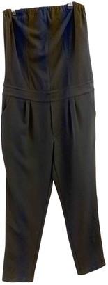 Lungta de Fancy Black Jumpsuit for Women