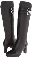 Rockport Total Motion 75mm 2 Strap Tall Boot w/ Goring