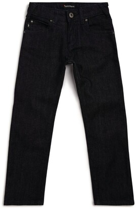Emporio Armani Kids Straight Jeans (4-16 Years)