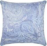 Etro Dufy Paisley Cushion (60cm x 60cm), Blue