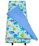 Olive Kids Dinosaur Land Nap Mat in Blue
