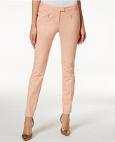 Alfani PRIMA Zip-Pocket Skinny Pants, Created for Macy's
