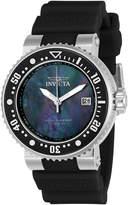 Invicta 22671 Silver-Tone & Black Pro Diver Watch