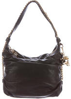 Thomas Wylde Chain-Trimmed Handle Bag