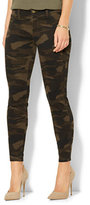 New York & Co. The Crosby Pant - Slim-Leg Ankle - Camouflage