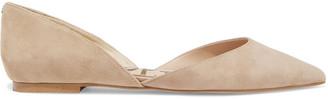 Sam Edelman Rodney Suede Point-toe Flats