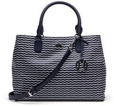 Lacoste Women's Daily Classic Broken Waves Tote Bag