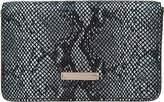 Lodis Women's Vanessa Snake Mini Card Case