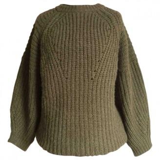 Etoile Isabel Marant Khaki Wool Knitwear for Women