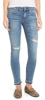 A Gold E Women's Agolde Lara Ankle Skinny Jeans