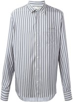 Faith Connexion pinstriped button down shirt