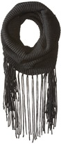 Michael Stars Fringed Out Cowl