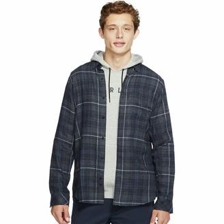 Hurley Vedder Washed LS Shirt - Men's