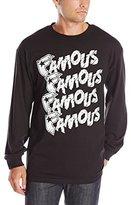 Famous Stars & Straps Men's Strummer Long Sleeve T-Shirt