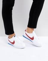 Nike Cortez sneakers in retro leather