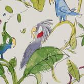 Osborne & Little - Zagazoo Collection - Cockatoos Wallpaper - W606001