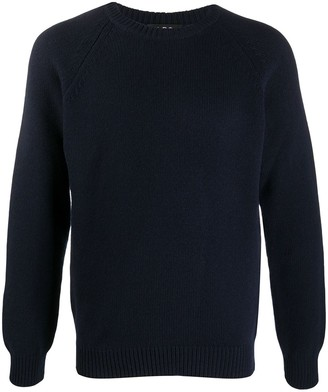 A.P.C. Fine-Knit Fitted Jumper