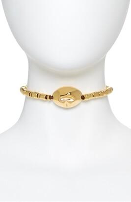Monica Sordo Puerto Choker Necklace