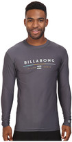 Billabong Tri Unity Long Sleeve Rashguard