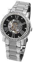 Stuhrling Original Women's 629.02 Legacy Analog Display Automatic Self Wind Silver Watch