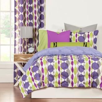 Crayola Be Jewled Twin Comforter Set