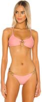 Beach Bunny Lexi Love Bralette Bikini Top