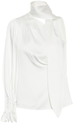 Peter Pilotto Satin blouse