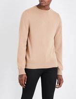 Sandro Crewneck cashmere sweatshirt